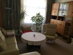 Pronájem, byt 3,5+1, 120 m2, Moravská Ostrava, ul. Nádražní