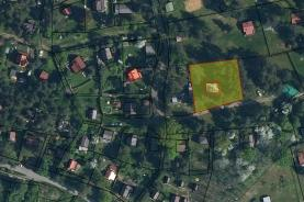 Prodej, pozemek, 1050 m2, Butov