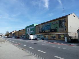 Pronájem, obchodní a skladové prostory, České Budějovice
