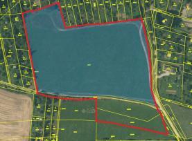 Prodej, pozemek, 37250 m2, Strakonice