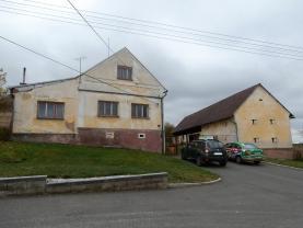 Prodej, zemědělská usedlost, 4178 m2, Zahrádka u Všerub