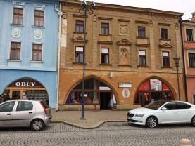 Pronájem, obchodní prostory, Hranice, ul. Masarykovo náměstí