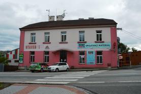 Prodej, nájemní dům, 518 m2, Český Těšín, ul. Frýdecká