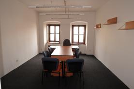 Pronájem, kancelář, 50 m2, Louny, ul. Mírové náměstí