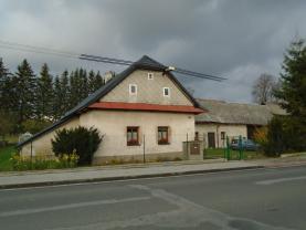 Prodej, rodinný dům 3+kk, Sobíňov