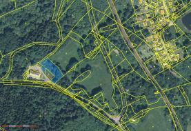 Prodej, pozemek, 2194 m2, Chroboly - Rohanov