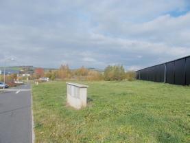 Prodej, stavební parcela, 824 m2, Domažlice