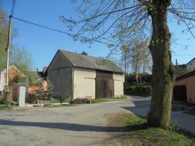 Prodej, stodola, 190 m2, Krásná Ves