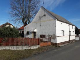 Prodej, rodinný dům 4+1, Křelovice