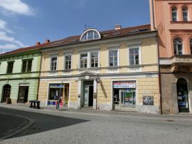 Pronájem, nebytové prostory, 56 m2, Mladá Boleslav