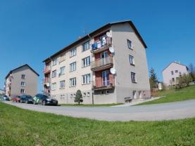 Prodej, byt 3+1, 76 m2, Staré Město pod Landštejnem