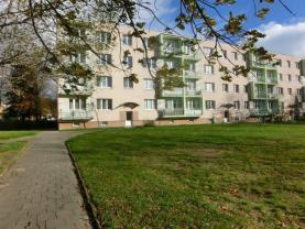 Prodej, byt 2+1, Havířov, ul. Okrajová, garáž