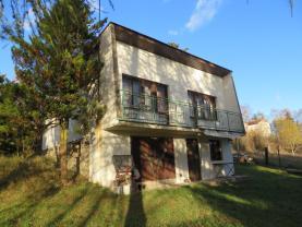 Prodej, chata 3+2, 1592 m2, Žihle - Odlezly