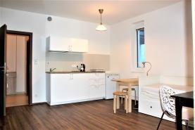 pokoj (Prodej, byt 1+kk, 34 m2, Praha 9 - Vysočany), foto 2/17