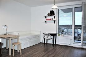 pokoj2 (Prodej, byt 1+kk, 34 m2, Praha 9 - Vysočany), foto 4/17