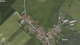 Prodej, stavební pozemek, 850 m2, Přeštice - Žerovice