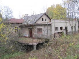 Prodej, elektrárna, 1289 m2, Zdíkov - Branišov u Zdíkovce