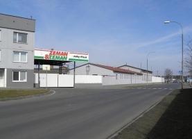 Pronájem, skladovací prostory, Plzeň