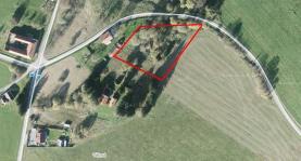 Prodej, pozemek, 4089 m2, Malšín - Větrná