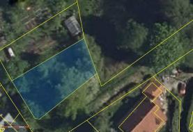 Prodej, pozemek, 432 m2, Plandry
