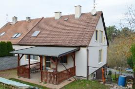Prodej, rodinný dům, 1170m2, Lysice, Štěchovská