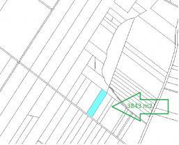 Prodej, pole, 3843 m2, Hrotovice