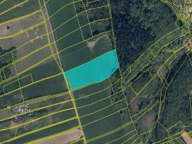 Prodej, pozemek, 31665 m2, Jankovice