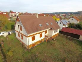 Prodej, rodinný dům 9+1, 650 m², Načeradec