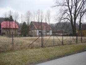Prodej, stavební pozemek, 1245 m2, Třemešná