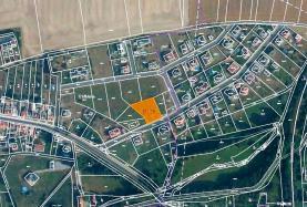 Prodej, stavební parcela, 1210 m2, Podbořany-Hlubany