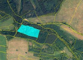Prodej, les, 22680 m2, Klášterec nad Ohří