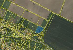 Prodej, zahrada, 2280 m2, Dyjákovice