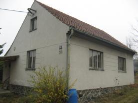 Prodej, rodinný dům, 756 m2, Lhotka u Radnic