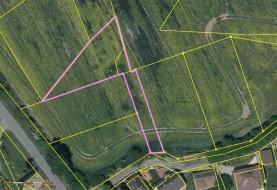 Prodej, pozemek, 938 m2, Budíkov