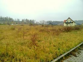 Prodej, stavební parcela, 1431 m2, Trnová u Jíloviště