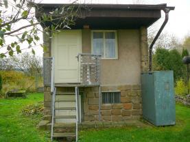 Prodej, Zahrada s chatkou, 380 m2, Ústí nad Orlicí