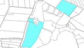 Prodej, zemědělské pozemky, 84 046 m2, Moraveč