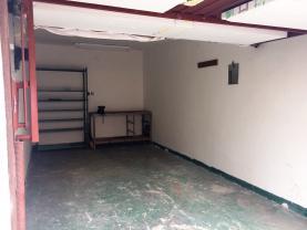Prodej, garáž, 19 m2, Ostrava - Vítkovice, ul. U Nádraží