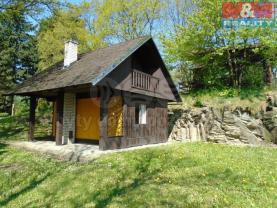Prodej, chata 2+kk, 35 m2, Suchdol nad Odrou