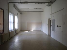 Pronájem, obchodní prostory, 197 m2, Letovice