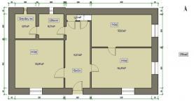 (Prodej, rodinný dům 200 m2, pozemek 3100 m2,Hostomice-Radouš), foto 2/29