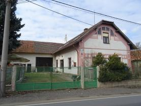 Prodej, rodinný dům 2 x 2+1, 3307 m2, Hostomice-Radouš