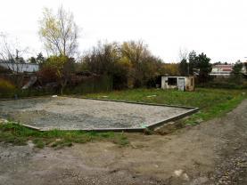 Prodej, zahrada, 702 m2, Brno - Horní Heršpice