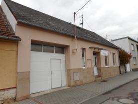 Prodej, obchod s rodinným domem, 760 m2, Vranovice