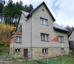 Prodej, rodinný dům 5+2, Horní Bečva