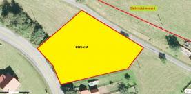 Prodej, stavební pozemek, 1425 m2, Velké Karlovice