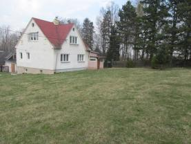 Prodej, rodinný dům, 90m2, Václavovice, pozemek 4539m2