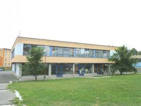 Prodej, obchodní prostory, 1310 m2, Cheb, ul. Přátelství
