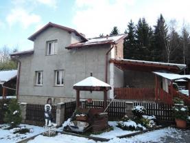 Prodej, rodinný dům 3+1, 605 m2, Mariánské Lázně - Hamrníky