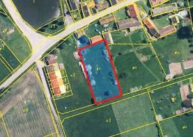 Prodej, pozemek, 2000 m2, Blížejov - Lštění